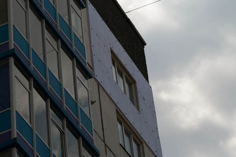 Утепление фасадов домов в спб